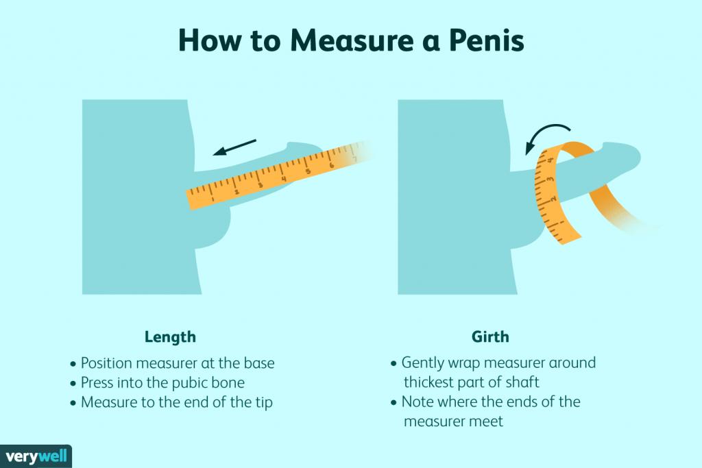 روش صحیح اندازه گیری طول و قطر آلت